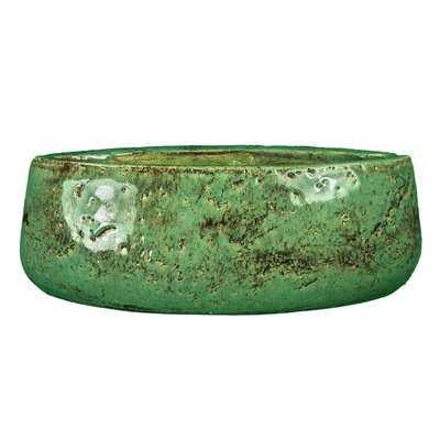 Rosevale Terracotta Table Vase - Wayfair