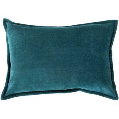 Velvet Lumbar Pillow - AllModern