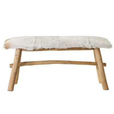Noell Upholstered Bench - AllModern