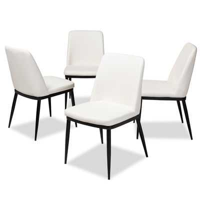 Regnier Upholstered Dining Chair - Wayfair