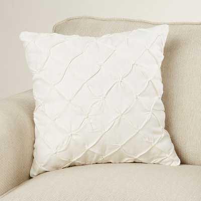 Anley Pintucked Throw Pillow Cover - Birch Lane