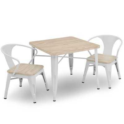 Glastonbury Kids 3 Piece Writing Table and Chair Set - AllModern