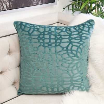 Margarita Velvet Throw Pillow - Wayfair