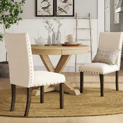 Ismay Upholstered Dining Chair - Set of 2 - Birch Lane