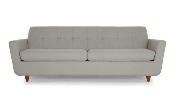 Hughes Mid Century Modern Sleeper Sofa - Impact Flurry - Medium - Joybird