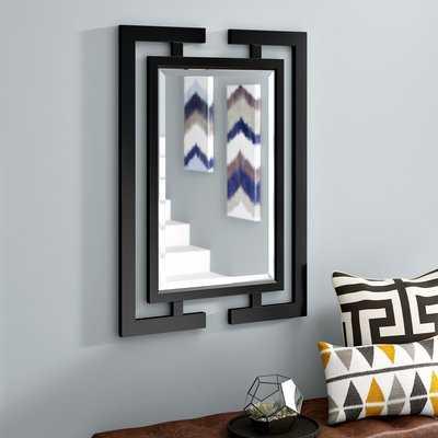 Derick Modern & Contemporary Beveled Accent Mirror - AllModern