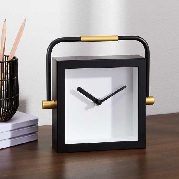 Blane Desk Clock - Crate and Barrel