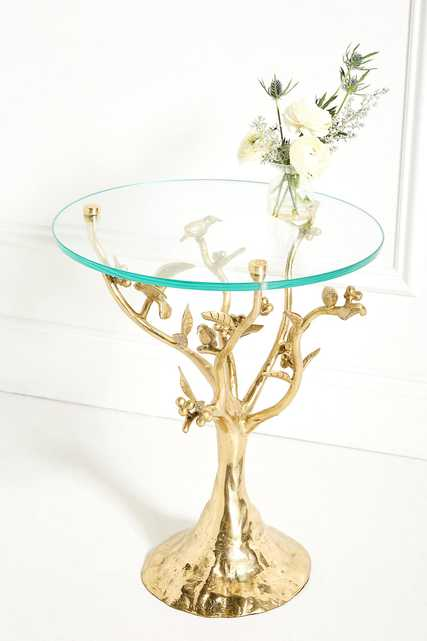 Tree Dwelling Side Table - Anthropologie