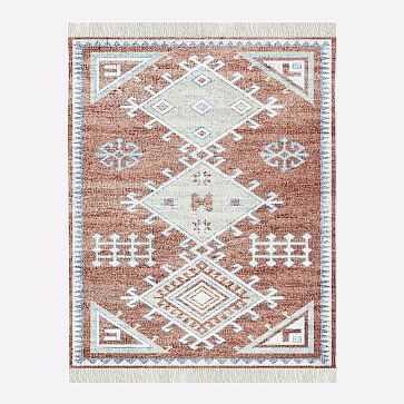 MTO Cordoba Rug, Cayenne, 8x10 - West Elm