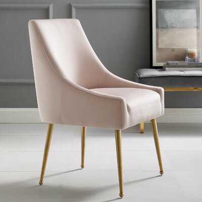 Vella Upholstered Dining Chair - Wayfair