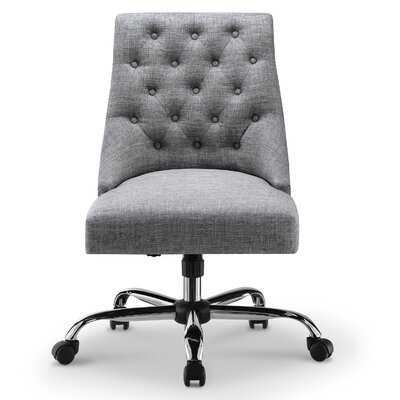 Pettengill Swivel Executive Chair - Wayfair