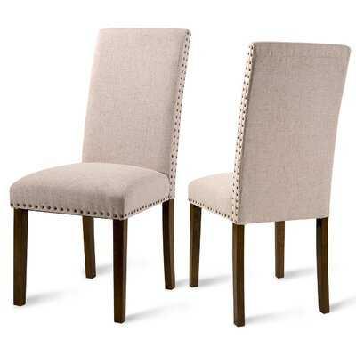 Artie Upholstered Dining Chair - Wayfair