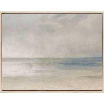 "Pastel Seascape III"" Framed Wall Art - Wayfair"