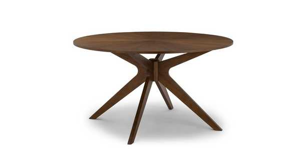 """Conan 54"""" Round Dining Table - Article"""