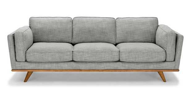 Timber Pebble Gray Sofa - Article