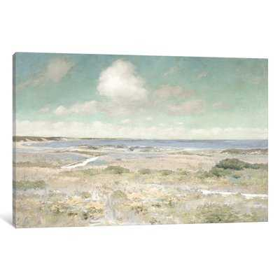 'Water View' Painting Print on Canvas - Wayfair
