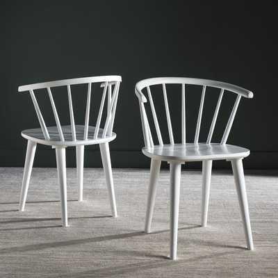 Alberta Side Chair (Set of 2) - Wayfair