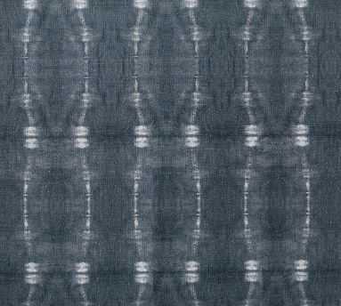 Fabric by the Yard - Faded Shibori Indigo - Pottery Barn
