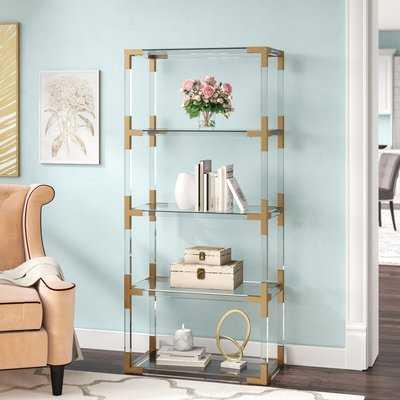 Mariaella Etagere Bookcase - AllModern