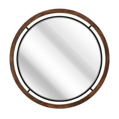 Mclaughlin Wall Accent Mirror - Wayfair