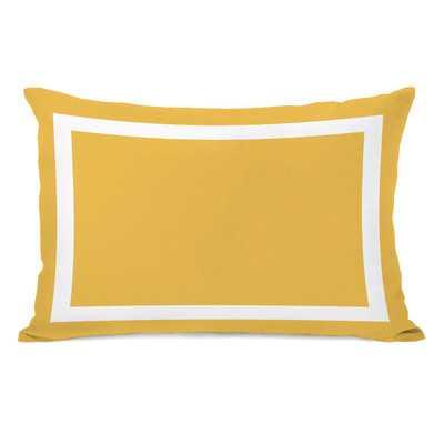 Alleyton Simple Lumbar Pillow - Wayfair