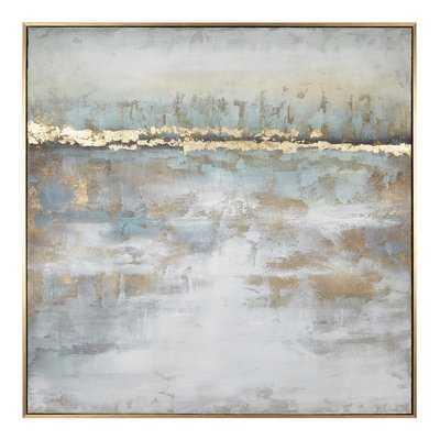 Rada Framed Oil Painting Print on Canvas - Wayfair
