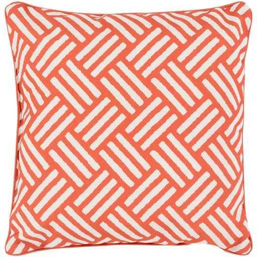 Basketweave 16x16 Pillow - Neva Home