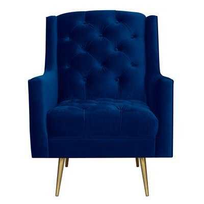 Hubbard Wingback Chair - AllModern
