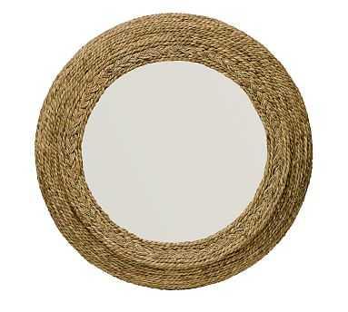 Seagrass Mirror - Pottery Barn