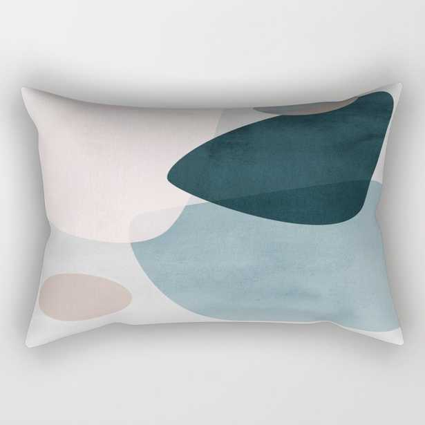 """Graphic 150 A Rectangular Pillow - Small (17"""" x 12"""") - Society6"""