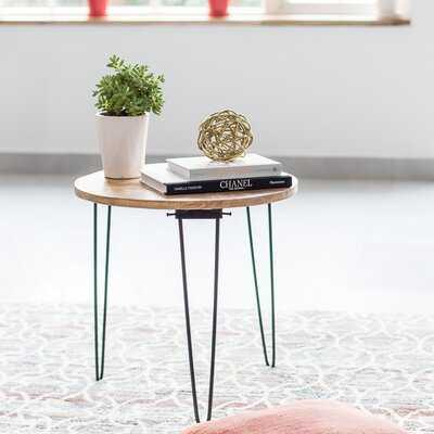 Wilhelmina End Table - Wayfair