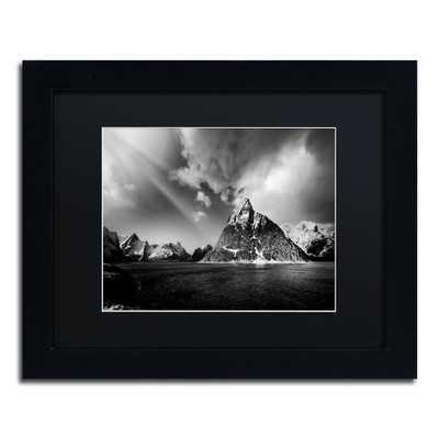 'A Moment for Reflection' by Philippe Sainte-Laudy Framed Photographic Print - Wayfair