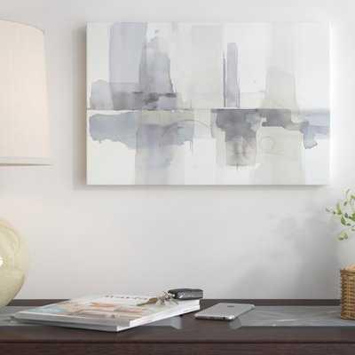 'Improvisation II' Painting Print on Canvas - Wayfair