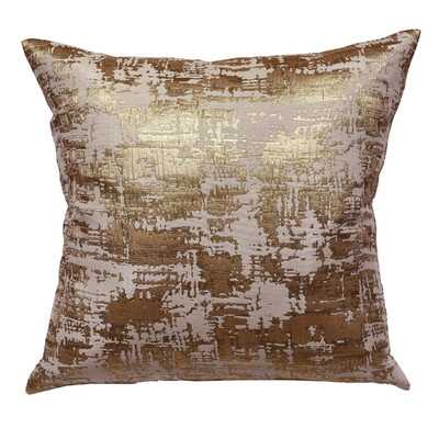 Scratch Throw Pillow - Wayfair