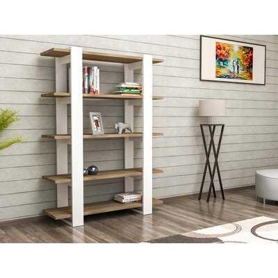 Campbelltown Accent Bookcase - Wayfair
