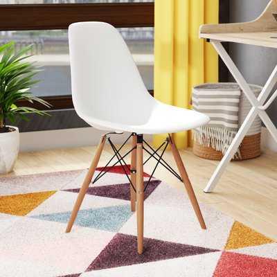 Wrenshall Plastic Side Chair - Wayfair