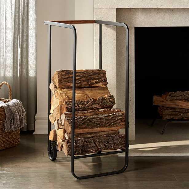 Firewood Cart - Crate and Barrel
