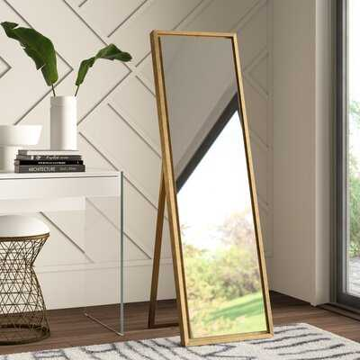 Loeffler Glam Mirror - Wayfair