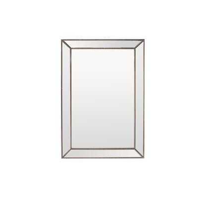 Mccraney Extravagant Modern Wall Mirror - Wayfair