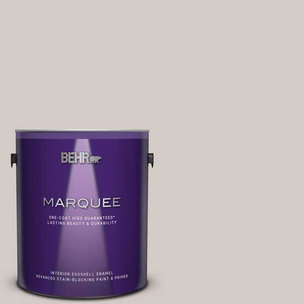 BEHR MARQUEE 1 gal. #PPU18-09 Burnished Clay Eggshell Enamel Interior Paint and Primer in One - Home Depot