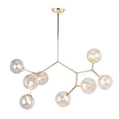 Larry 8-Light Sputnik Chandelier - Wayfair