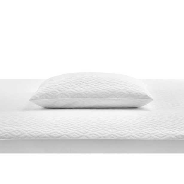 StyleWell Microban Anti-Microbial White California King Mattress Protector + King Pillow Protector (Set of 2) - Home Depot