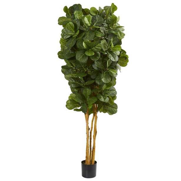 7 ft. Fiddle Leaf Fig Artificial Tree - Home Depot