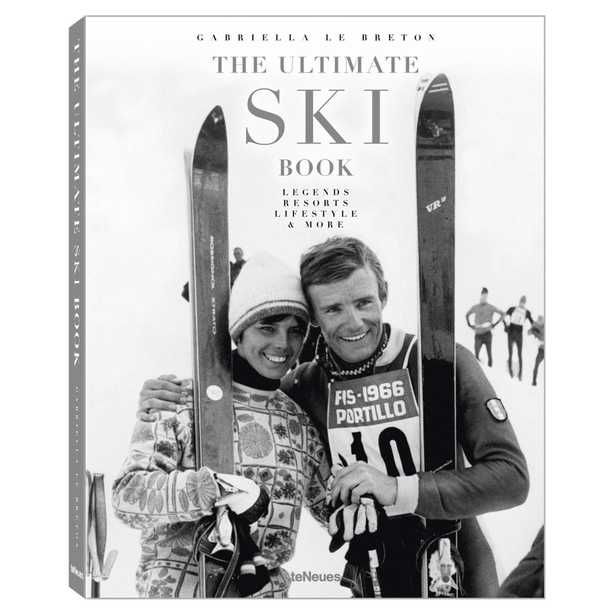 teNeues the Ultimate Ski Book Hardcover Book - Kathy Kuo Home