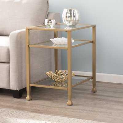 Casas End Table - Wayfair