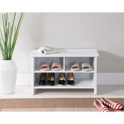 Armand Storage Bench - Wayfair