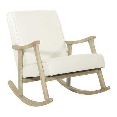 Amir Rocking Chair - Wayfair