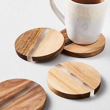 Misto Coasters (Set of 4) - West Elm