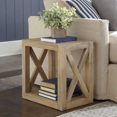 Wrightstown End Table - Birch Lane
