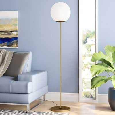 """Vegard 63"""" Floor Lamp - Wayfair"""